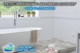 Bathtub Reglaze Los Angeles by Glendale Bathtub Refinishing And Fiberglass Expert