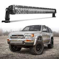 30 Inch 150W LED Light Bar - Spot/Flood Combo 12,840 Lumens CREE LED ... Best Led Light Bar 2018 Buyers Guide Updated Mtain Your Ride Baja Designs 447588 Chevrolet Silverado Grille Mount Hightech Truck Lighting Rigid Industries Adapt Recoil Bars For Trucks Offroad Sale Trex Ford Super Duty Torchal Series Main Replacement Aci Lights Value Off Road 42018 Toyota Tundra Hood Knight Rider Kit Adapt 250413 Nelson Lightbar Vehicles Fixed Amber Warning Onx6 Arc Curved The Roofmounted Is Cab Visors Cousin Drive