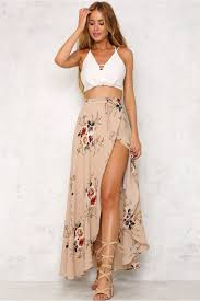 best 25 maxi skirt with slit ideas on pinterest long summer