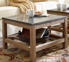 Connor Coffee Table Limestone