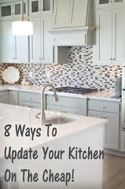 Best 25 Cheap Kitchen Updates Ideas On Pinterest