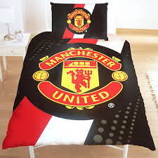 Ebay Bedding Sets manchester united fc single and double duvet cover sets bedroom