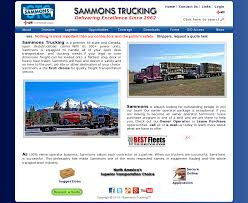 100 Sammons Trucking Competitors Revenue And Employees Owler Company