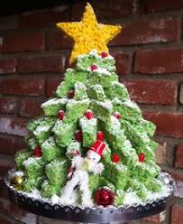Rice Krispie Christmas Tree Ornaments by Rice Krispie Christmas Tree We Make These Every Christmas Use