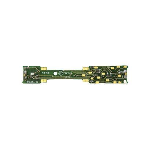 Digitrax DN163A3 N DCC Decoder, Atlas MP15DC 6-Function 1A