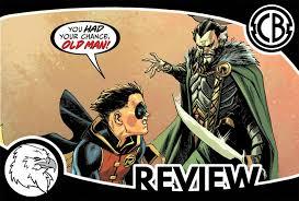 Batman Damian Ras Banner