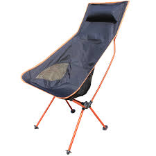 US $19.85 |Super Light Breathable Backrest Folding Chair Portable Outdoor  Beach Sunbath Picnic Barbecue Party Fishing Stool Pillow Chair-in Beach ...