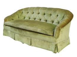 Tufted Velvet Sofa Furniture by Baker Furniture Tufted Velvet Sofa Nueve Grand Rapids