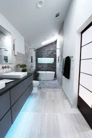 Plants For Bathroom Counter by Bathroom Design Dark Countertop With Cabinets And Tile Floor Plus