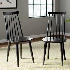 arikara solid wood dining chair