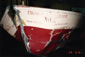 ot 40 years ago today the wreck of the edmund fitzgerald