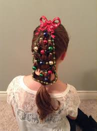 What Kind Of Trees Are Christmas Trees by Holiday Hairstyle Christmas Tree Youtube