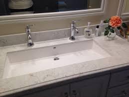 sinks awesome undermount trough sink undermount trough sink