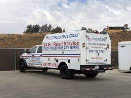 100 Road Service Truck 24 Hour Mobile Mechanic S In Central CA Express