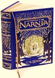 The Chronicles of Narnia Barnes Noble Leatherbound Classics C S