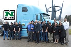 100 Semi Service Truck Equipment RochesterBased Nuss Donates To Support
