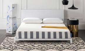 Dreamfoam Bedding Ultimate Dreams by Foam Mattress I Mattress In A Box Safavieh Com