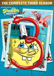 Spongebob Halloween Dvd Episodes by The Complete Third Season Encyclopedia Spongebobia Fandom