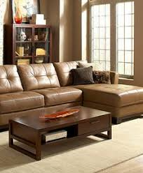 Alessia Leather Sectional Sofa by Alessia Leather Sectional Sofa 2 Piece Chaise 109
