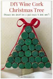 Seashell Christmas Tree Skirt by Diy Wine Cork Christmas Tree Tutorial Cork Christmas Tree And Wine