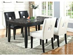 Marble Dining Table And Chairs Ebay Set Sale Top With 8 Zeta Faux Furniture Amusing 1 Gorgeous