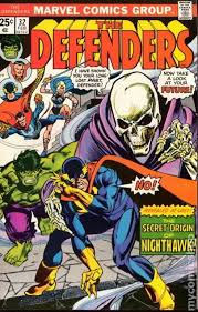 Defenders 1972 1st Series 32