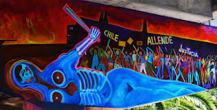 Denver International Airport Murals Painted Over by Above Image Of A Chicano Park Mural In San Diego U0027s Barrio Logan
