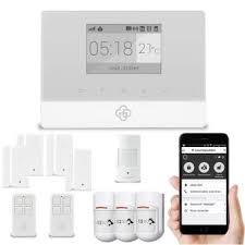 kit alarme maison sans fil gsm appure achat prix fnac