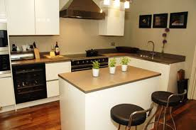 Innovative Small Kitchen Decorating Ideas Catchy Modern Interior With Racetotop