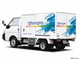 Mazda Bongo Refrigerator Truck 2002 Pictures (1024x768)