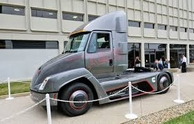 Cummins Unveils An Electric Big Rig Weeks Before Tesla Truck Parts Joplin Mo Unique Tricked Out Semi Trucks Peterbilt Big Rigs Semi Trucks Of Different Makes And Models Stand In Row On Custom Custom Freightliner Classic Xl Driver Jobs Mntdl For Sale Cheap Practical Autostrach Rig Red Tractor Park On Wide Industrial P 17 Inch Friction Power Hauler With 4 Race Cars Modots Campaign Aims To Prevent Semitruck Passenger 8 Things You Should Know When Buying A Used Electric Semis Expected Be Service By 20 Energi News Walmart Introduces Wave Concept Wvideo Poster Posters