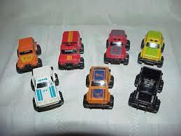 100 Stomper Toy Trucks LOT Vintage McDonalds Schaper S Fast Food S