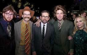 behind the scenes with spencer matthews at the anchorman 2