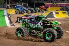 100 Monster Truck San Diego CA Jam
