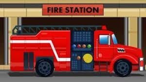 Fire Engine Bed For Kids - Buythebutchercover.com