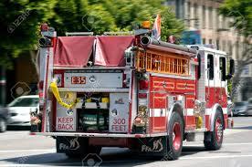 100 Truck San Francisco SAN FRANCISCO MAY 21 2015SFFD E35 Operating At A Fire