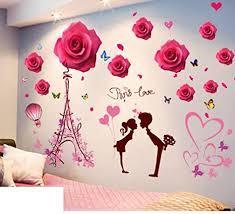 aiwqto 3 tapete selbstklebende poster schlafzimmer zimmer