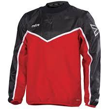 mitre primero overhead jacket football kit from mitre uk