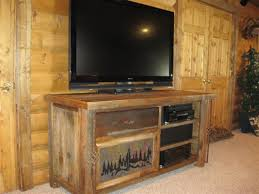 Pine Valley Barnwood TV Stand