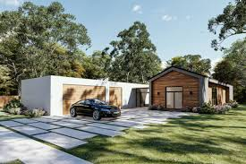 Modern Houseplans Contemporary House Plans Architectural Designs