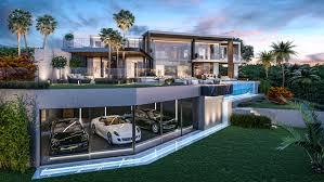 100 Villa Architect Ure Construction Luxury Do Mar In Marbella