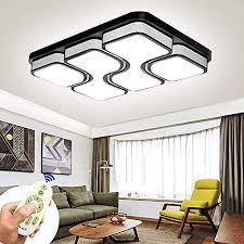 led deckenle 78w deckenleuchte dimmbar wohnzimmer energie sparen licht
