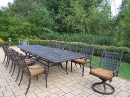 Aluminum Sling Stackable Patio Chairs by Patio Dining Sets
