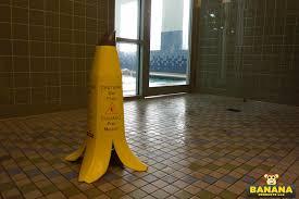 Banana Wet Floor Sign by Banana Peel Wet Floor Cone By Bananaproducts On Deviantart