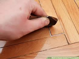 Wood Floor Leveling Filler by How To Repair Cracks In Wood Floors 8 Steps With Pictures