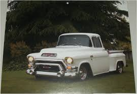 1956 GMC PICKUP Truck Print (white) - $5.00 | PicClick 1956 Gmc 100 Deluxe Street Rod Truck Not Chevy 150 Kaina 13 407 Registracijos Metai Platformos Truck Hot Rod Network No Reserve Series For Sale On Bat Auctions Sold Edition Pickup S55 Monterey 2013 Ugly Ducklings Cars And Vehicles Movies Ptoshoots Happy 100th To Gmcs Ctennial Trend Cc Capsule Dont Judge A By Its Grille Sale Classiccarscom Cc1018247 Classic Car For In Hillsborough County Pickup By Roadtripdog Deviantart Youtube