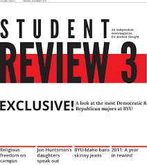 SR Issue 3 By Student Review