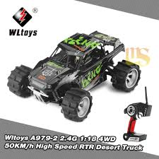 100 Monster Trucks Rc Jual Mobil Remote RC A979 Offroad Truck 4WD 24ghz Highspeed