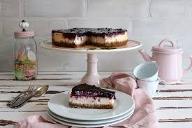 blaubeer torte herzstück