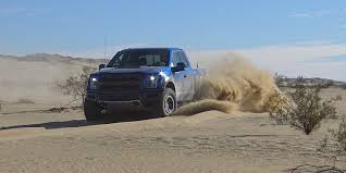2017 Ford F-150 Raptor : Off-Roading